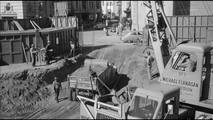 Dear Old Hollywood: The Young Philadelphians (1959) - Film Locations