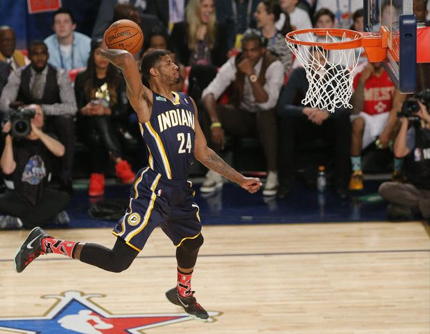 Paul George Makes Statement With Monster All-Star Performance = Paul George needed that All-Star Game.  Last August, the Indiana Pacers superstar suffered one of the most nauseating injuries many fans have ever seen. His right leg snapped after he collided with.....