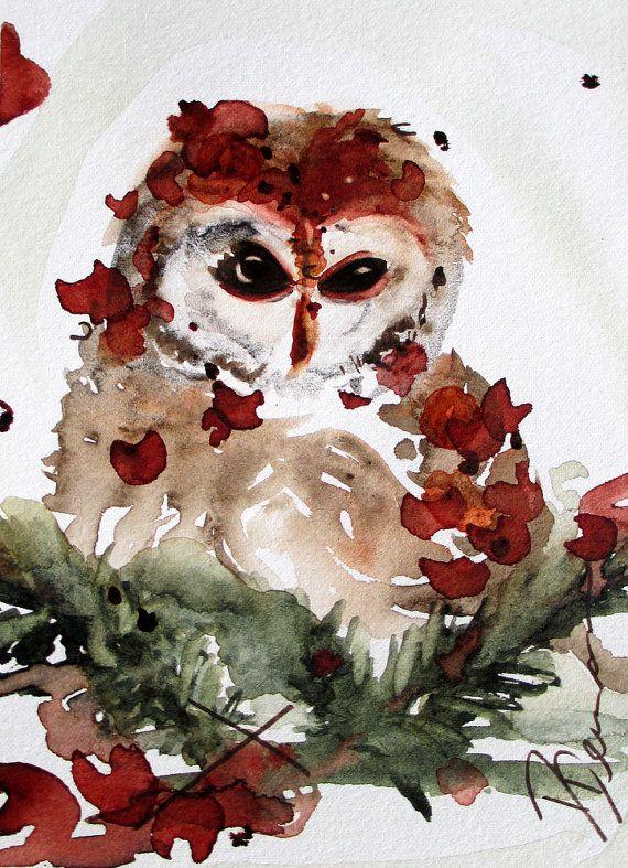 'Autumn' by Dawn Derman