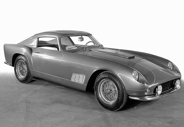 Ferrari 250 GT Berlinetta Lusso (1962-65)  Only 350 of these luxe roadsters ever made it out of the factory.