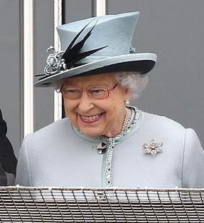 d day queen elizabeth