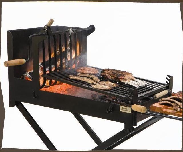 Hoje vamos mostrar mais uma churrasqueira ideal para aqueles que são apaixonados por uma parrilla uruguaia e argentina. A Parrilla pode ser colocado em qualquer lugar que seja aberto na casa e para…