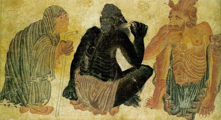 mazdekizm - Fars mitolojisinde kötülük Tanrısı Ehrimen'le sürekli bir savaş halindedir. Sözcük Farsça Ormus/Ohrmazd/Hormazd kavramı ile yakından alakalıdır. Bu sözcükler ve türev okunuşları Pers Tanrısı Ahura Mazda ve geçmişteki Ormuz (Hormızd) devletine adını veren mitolojik anlayış ile bağlantılıdır.[3] Hürmüz yalnızca Pers mitolojisinin değil tüm Ortadoğunun ve hatta Asyanın mitolojik anlayışlarının ortak figürlerinden birisi haline gelmiştir. Adı pek çok Sasani hükümdarına verilmiştir.