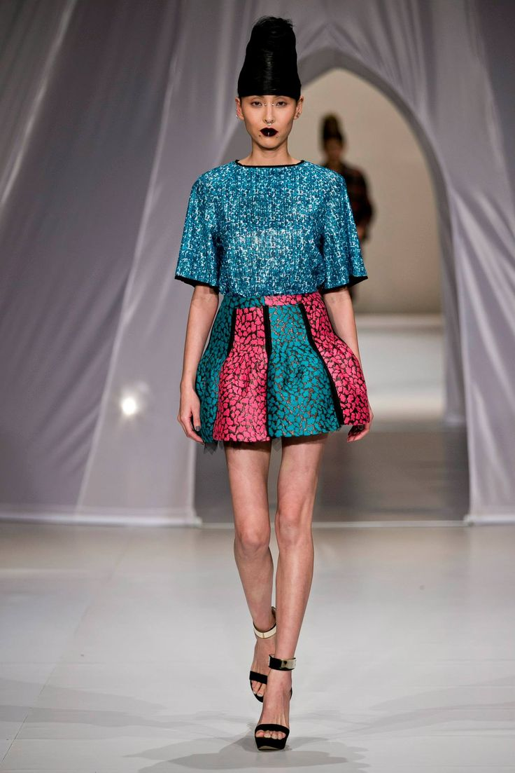 Trelise Cooper New Zealand Fashion Week 2013 @Trelise Cooper