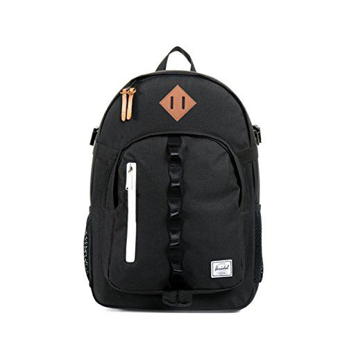 Herschel Supply Co Parkgate Black One Size * Check this awesome product by going to the link at the image.