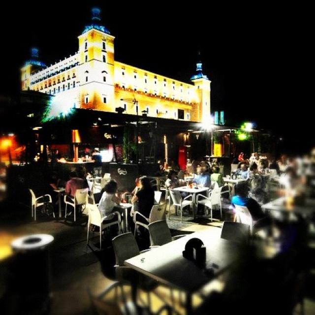 Sábado noche en Toledo/Saturday night in Toledo (Spain)