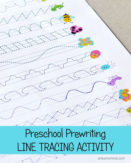 Five Pre-Writing Activities for Preschoolers