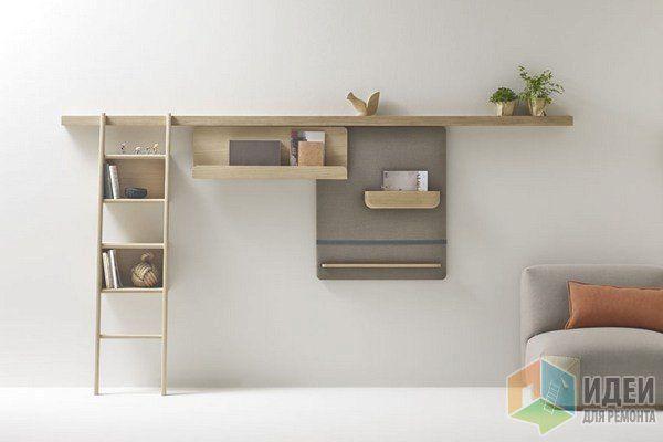 Система хранения в интерьере, хранение вещей в ванной, прихожей, системы хранения для маленьких помещений, Alki Zutik Jean Louis Iratzoki | Идеи для ремонта
