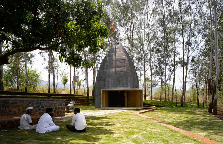 sameep padora and associates: shiv templeShiv Temples, Mumbai, Architecturelover Com, Padora Association, Temples Priest, Indian Temples, Sameep Padora, Architecture Collection, Temples Sameep