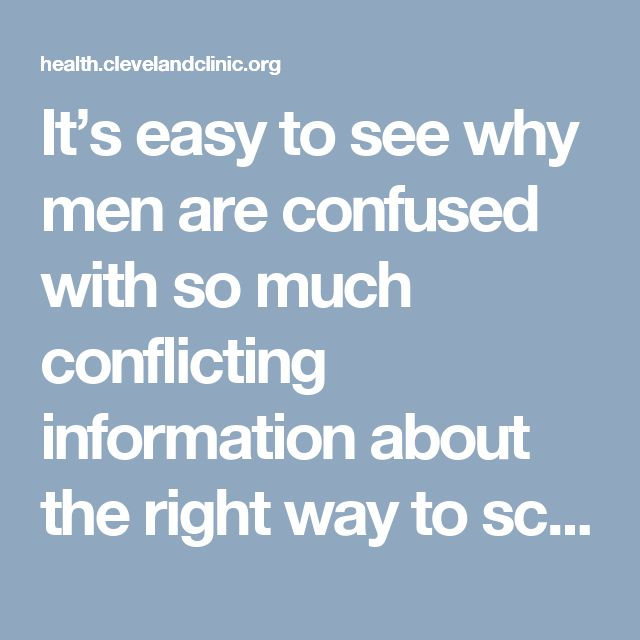 """It's easy to see why men are confused with so much conflicting information about the right way to screen, diagnose and treat prostate cancer. While prostate cancer is the most common cancer in men, it is often overdiagnosed and overtreated. Advertising Policy To help patients make sense of prostate cancer diagnosis and treatment, here are … <a class=""""moretag"""" href=""""https://health.clevelandclinic.org/2013/09/prostate-cancer-3-ways-to-avoid-overtreatment/"""">Read..."""