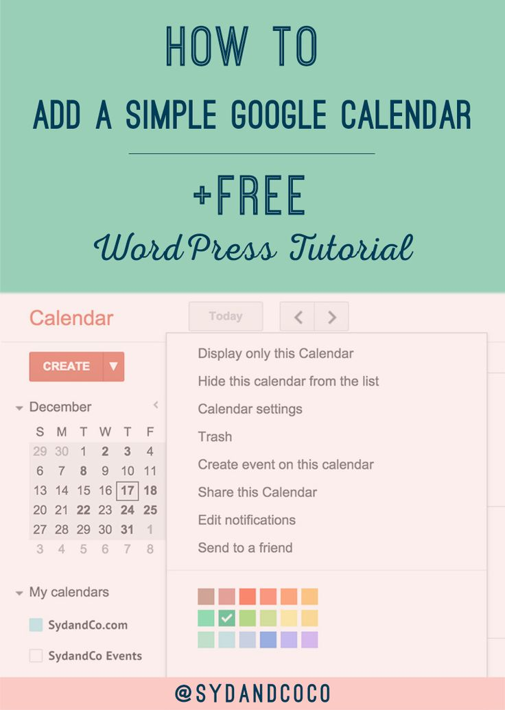 how to add someone to a google calendar