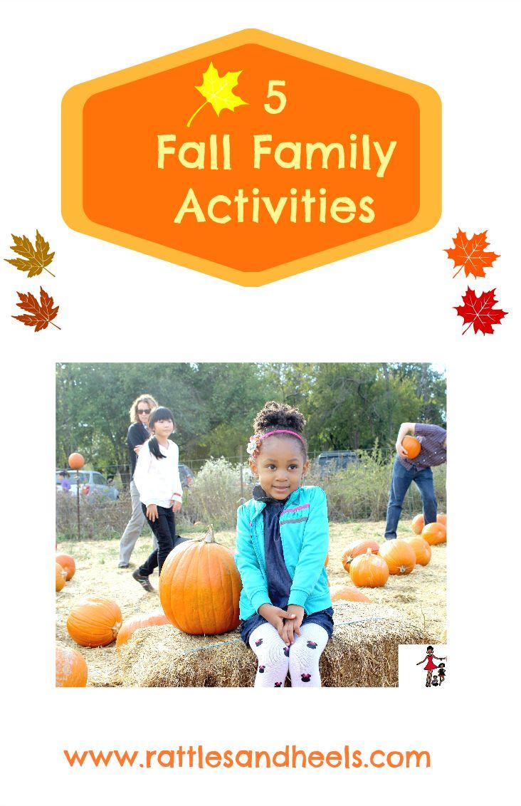 fun fall family activity