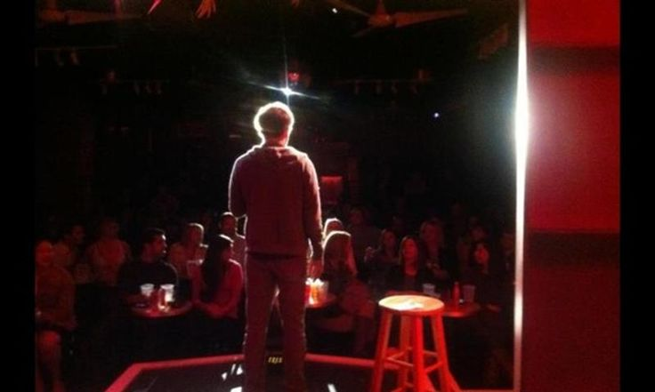 Laugh till it hurts at one of these Atlanta comedy clubs.