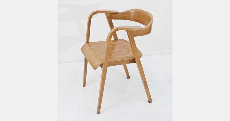 Designer: Marian Sigmund, Chair, 1958