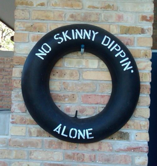 haha i want this by my pool: Skinny Dipping, Idea, Stuff, Quotes, Pool, Funny, Summer, Things