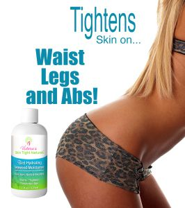 Tightens-skin!Our models love the Skin Tightening Lotion Cream, it can be used during exercise to stimulate collagen.