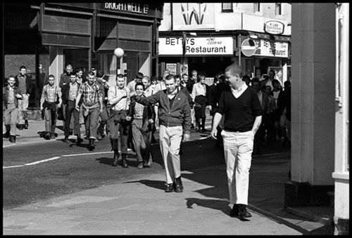 Skinheads in Southend
