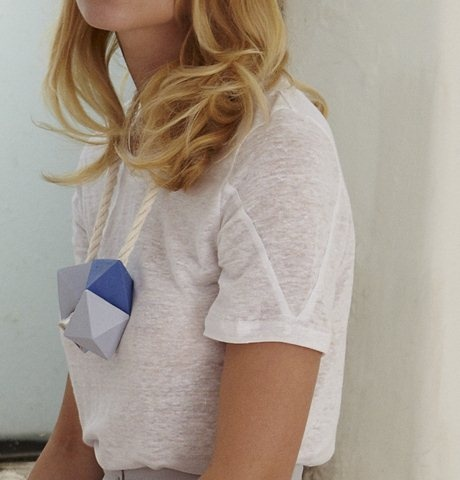 Linen Tee by Livia Arena