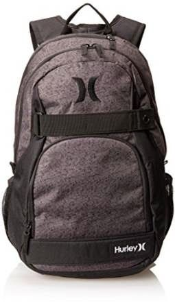 Hurley Men's Honor Roll Backpack Printed, Medium Ash, One Size - Store Online for Your Live and Style