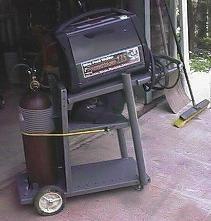 Welding Cart Plans: