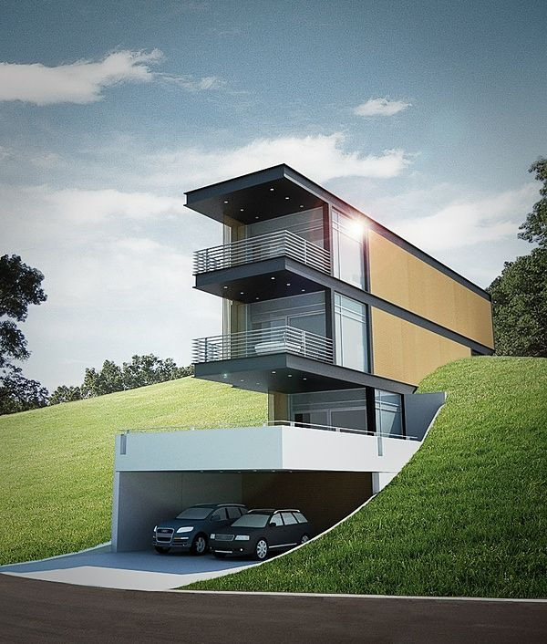 Schuster House by WeAreAllConnect