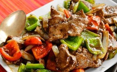 Resep daging sapi lada hitam yang mudah dipraktekkan sendiri dirumah sebagai hidangan untuk keluarga. Cara membuat daging sapi lada hitam ala restoran