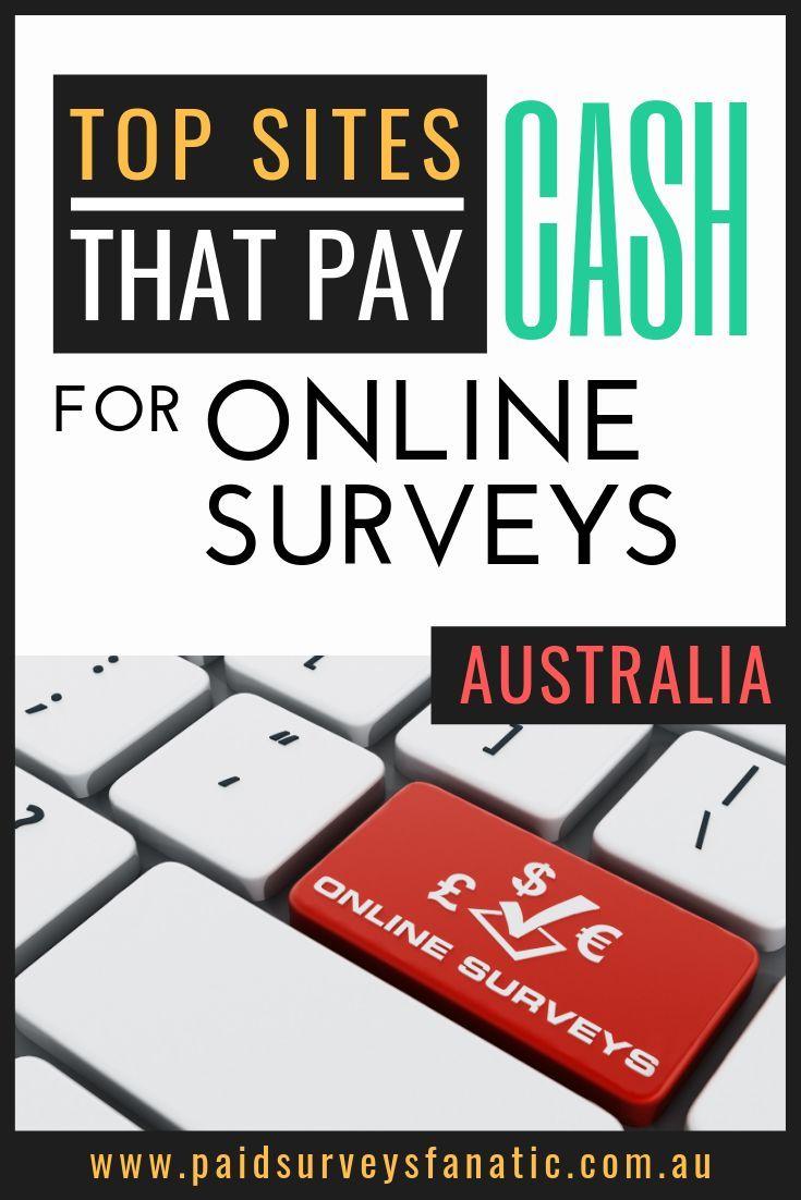TOP SITES, DIE SICH FÜR ONLINE-UMFRAGEN IN AUSTRALIEN BEZAHLEN Möchten Sie zu Hause oder unterwegs zusätzliches Geld verdienen? Hier sind die Top-Websites, die für Online-Umfragen in Australien bar bezahlen. Schauen Sie sich die BESTEN Websites an, die die besten Preise zahlen. bezahlte Umfragen | bezahlte umfragen verdienen geld Umfragen, die bar bezahlen | Geld verdienen bei Umfragen | beste Umfrageseiten | Umfrage-Websites, die bezahlen | bezahlt werden, um an Umfragen teilzunehmen #bezahlte Umfragen | bezahlte umfragen verdienen geld Online-Umfragen | Umfrage-Websites | Online-Umfragen gegen Bargeld