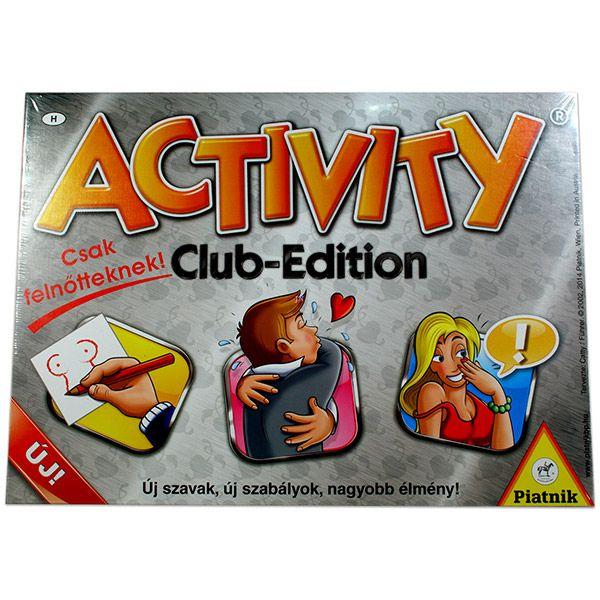 Activity Club-Edition - Csak felnőtteknek! - . kép