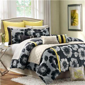 Madison Park Jolee 12 Piece Comforter Set