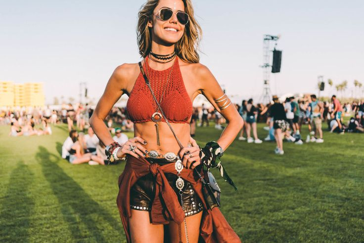 Looks Coachella 2016 | Caprichos de Ayame                                                                                                                                                                                 Mais