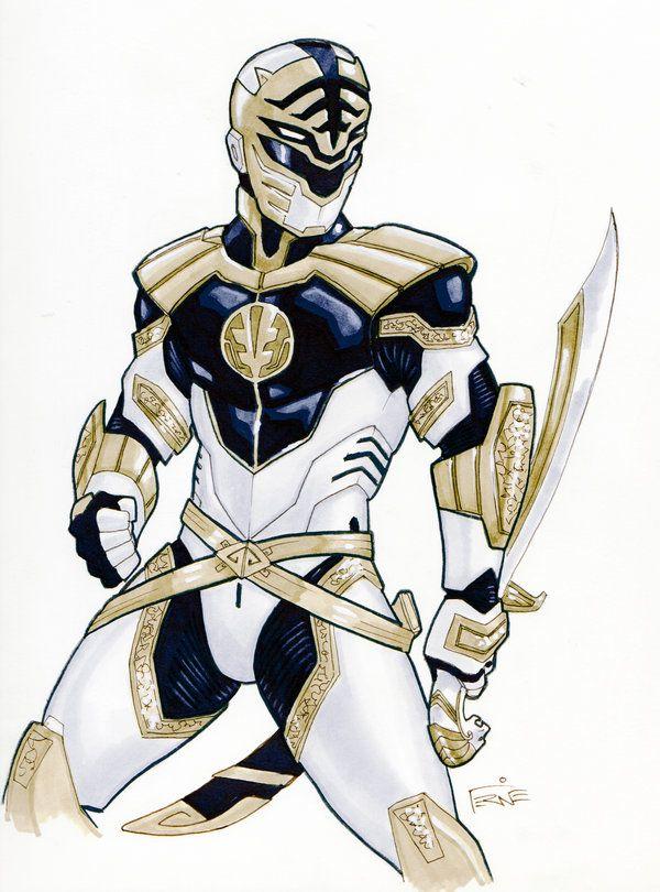 White Ranger Redux by Fernie87.deviantart.com    ¿Recuerdan la época cuando los Power Rangers eran lo máximo?  ¿Cuando ellos eran símbolo de la infancia? Sí, lo se, fue hace mucho, antes de que empezaran a sobreexplotar la franquicia hasta volverse desagradable, pero aun así los recuerdo con mucho cariño.