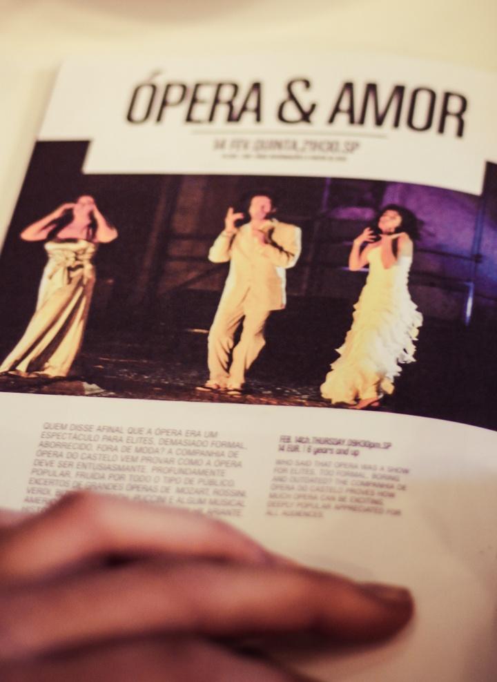 Dia dos Namorados em Braga… muito cool!Ópera & Amor no Theatro Circo