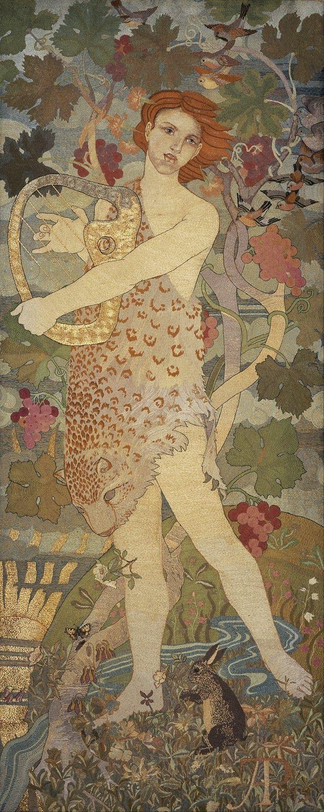 25 best Phoebe Anna Traquair (1852-1936), an Irish painter images on ...