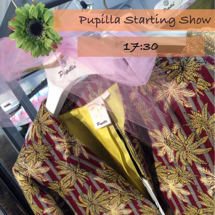 Fuori Pitti 87 evolution trade show Pupilla SS 15