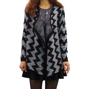 2016 Primavera Jacquard Impressão Asteca Mulheres Plus Size Cardigan Sweater Brasão Suit Collar Malhas de Moda Vestido