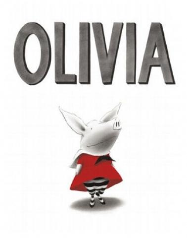 Olivia i orkiestra - Ryms - kwartalnik o książkach dla dzieci i młodzieży