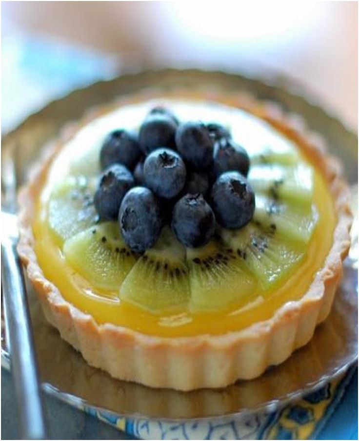 7 Sweet and Sour Fruit Tarts Recipes