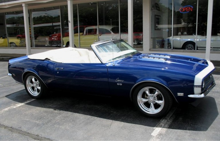 Perfect 68 Camaro SS conv   Wheels  Pinterest  Awesome