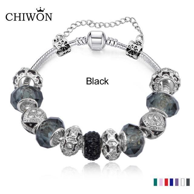 Daisy charm bracelets