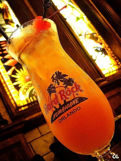 Hard Rock Cafe Hurricane Rezept