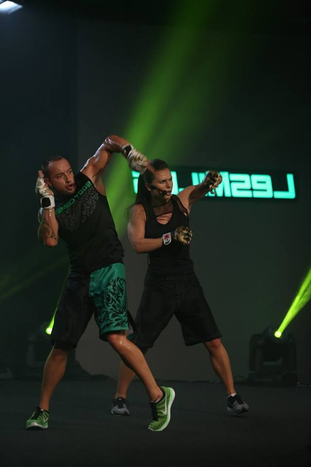 BODYCOMBAT – Mixed Martial Art Workouts – Les Mills