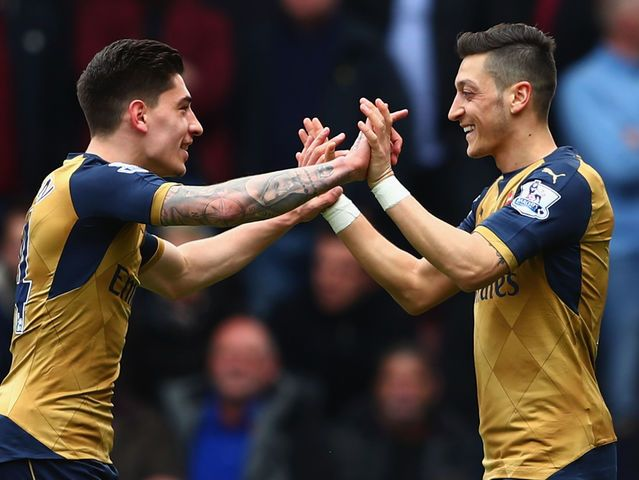 "I got: ""Champions League qualification"" (8 out of 10! ) - How well do you know Mesut Ozil?"