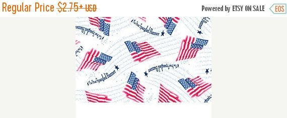 ON SALE Flag A Nations Song 23172 Z Red White Blue