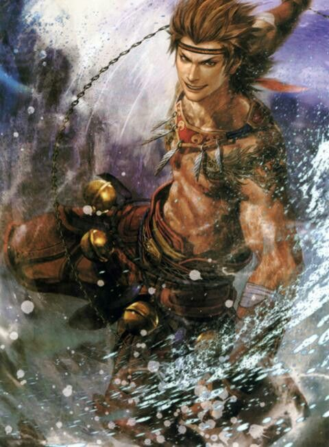 Dynasty Warriors- Gan Ning