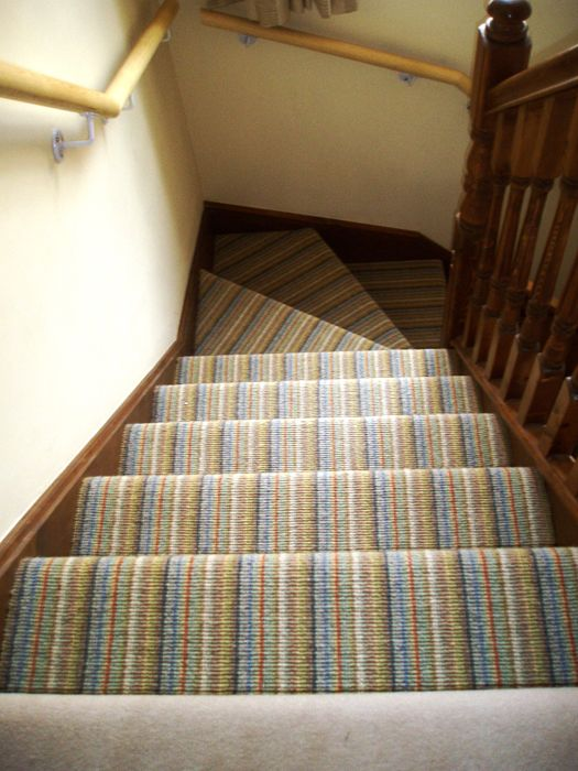 Striped Stair Carpet Google Search Carpet Stairs