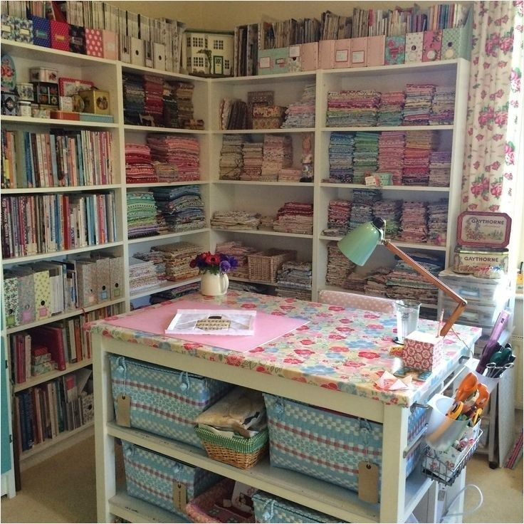 Sewing Craft Room Organization Ideas Sewing Room Inspiration