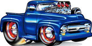 rat rods cartoons | NZ Hot Rod Magazine Gallery - Cartoon Rat Rod - Powered by PhotoPost