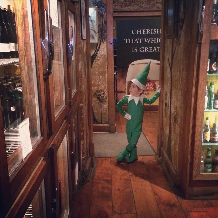 Selfie is still catching his breath from all that dancing - even little elves need a break ;) Stay tuned tomorrow for the latest Selfie the elf sighting!! #ottawa #pubitalia #itsfreezinginottawa www.itsfreezinginottawa.com #myottawa #selfieontheshelfie