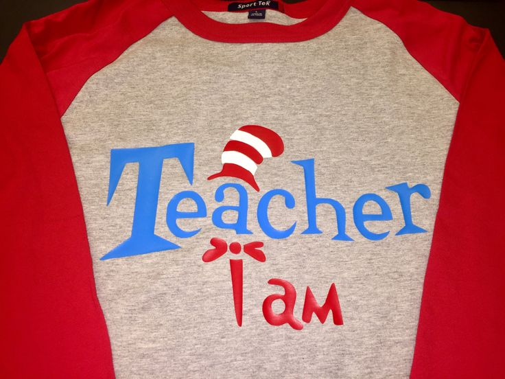 Dr. Seuss Inspired Personalized TShirts by HeyYallandCo on Etsy