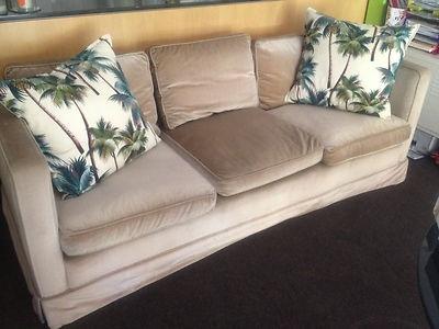 Sad to be selling my lovely old Designer's Guild sofas...  http://www.ebay.com.au/itm/271121954971?ssPageName=STRK:MESELX:IT&_trksid=p3984.m1558.l2649#ht_530wt_1190